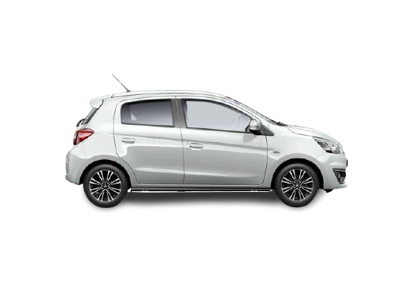 MITSUBISHI Mirage Motability Offer