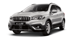 SUZUKI SX4 S CROSS HATCHBACK at Close Motor Company Corby