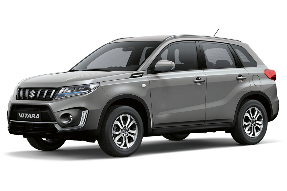 Suzuki Vitara - Available In Galactic Grey Metallic