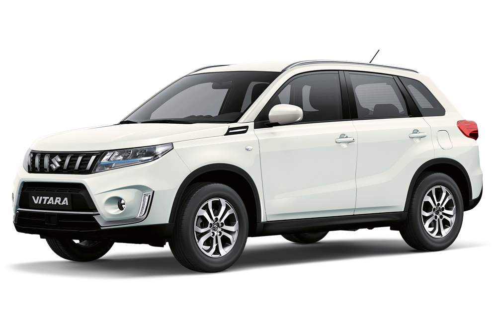Suzuki Vitara - Available In White