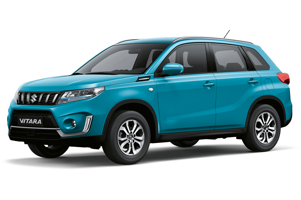 Suzuki Vitara - Available In Atlantis Turquoise Pearl Metallic