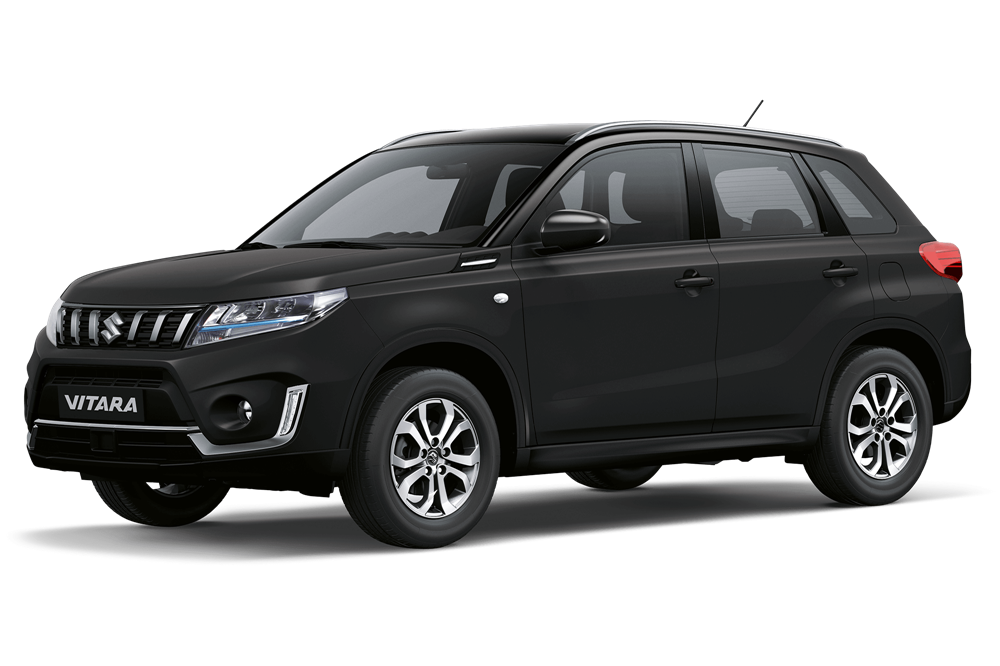 Suzuki Vitara - Available In Cosmic Black Pearl Metallic